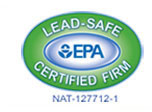 Lead-Safe EPA Certified Firm NAT-127712-1